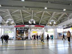 大崎駅周辺