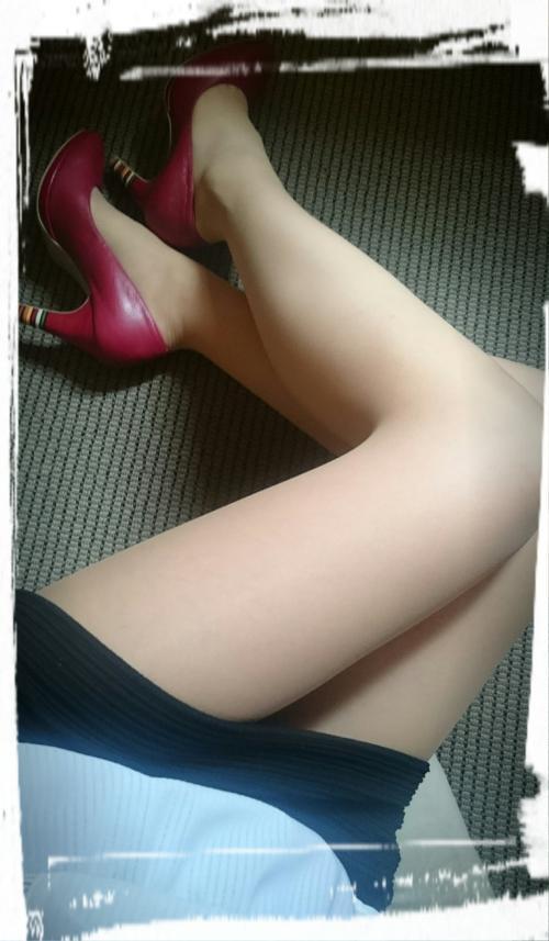 感じるmy脚♪